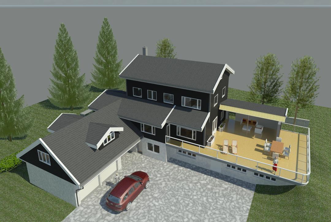 Arkitekttegning - Bilde4